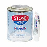 Мастика для камня 2-х компонентная финишные краски для стен
